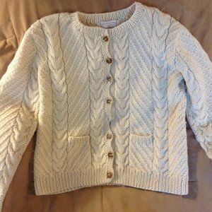 old sweater